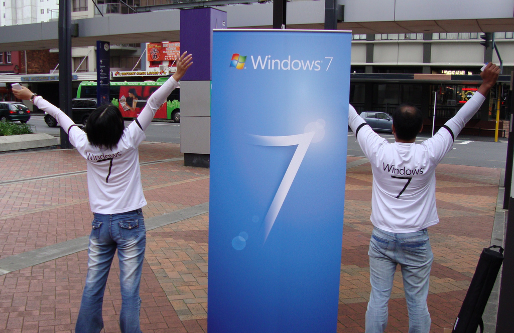 你不更新我硬來!微軟強制 Win 7 升級冇情講